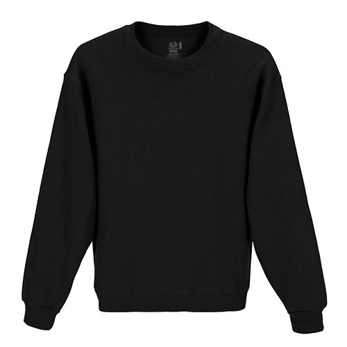 Custom Printed Fruit of the Loom 82300R Supercotton 7030 Fleece Crewneck Sweatshirt - Front View   ThatShirt