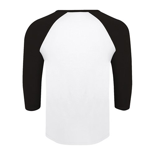 Custom Printed ATC 0822 Active Baseball Tee - 1 - Back View | ThatShirt