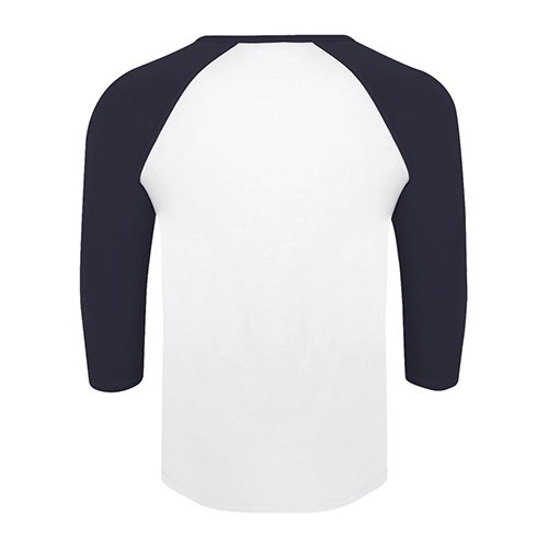 Custom Printed ATC 0822 Active Baseball Tee - 5 - Back View | ThatShirt