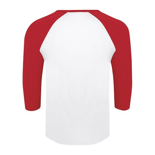 Custom Printed ATC 0822 Active Baseball Tee - 6 - Back View | ThatShirt
