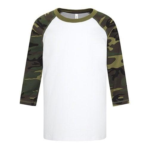 Custom Printed ATC 0822Y Youth Active Baseball Tee - Front View | ThatShirt