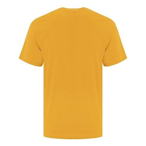 Custom Printed ATC 1000 Everyday Cotton Tee - 6 - Back View | ThatShirt