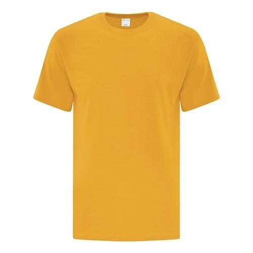 Custom Printed ATC 1000 Everyday Cotton Tee - Front View | ThatShirt