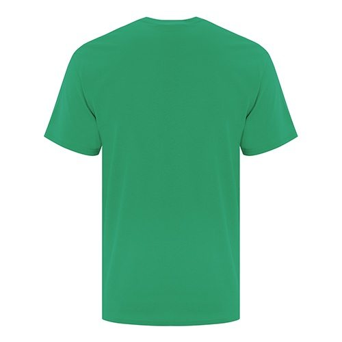 Custom Printed ATC 1000 Everyday Cotton Tee - 7 - Back View | ThatShirt