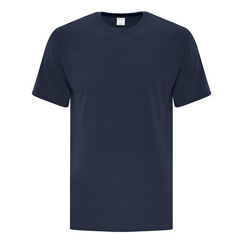 Custom Printed ATC 1000 Everyday Cotton Tee - Front View | ThatShirt