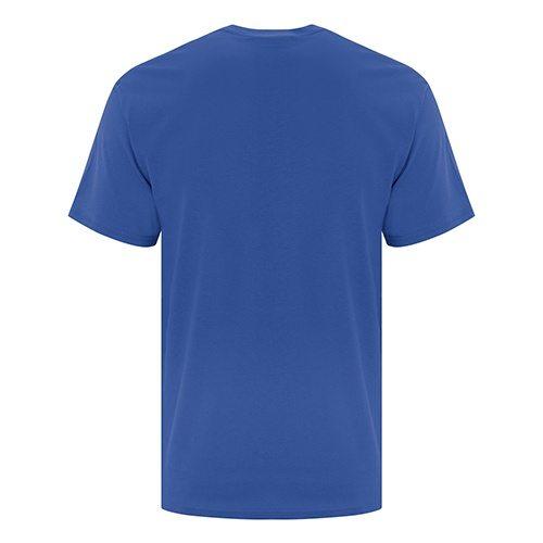 Custom Printed ATC 1000 Everyday Cotton Tee - 13 - Back View | ThatShirt
