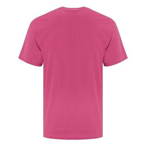 Custom Printed ATC 1000 Everyday Cotton Tee - 0 - Back View   ThatShirt