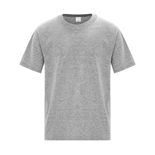 Custom Printed ATC1000Y Everyday Cotton Youth Tee - Front View | ThatShirt