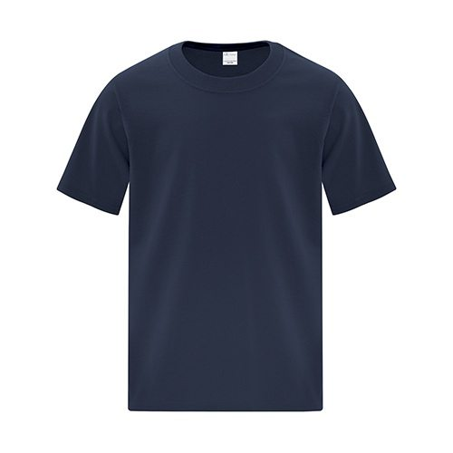 Custom Printed ATC1000Y Everyday Cotton Youth Tee - Front View   ThatShirt