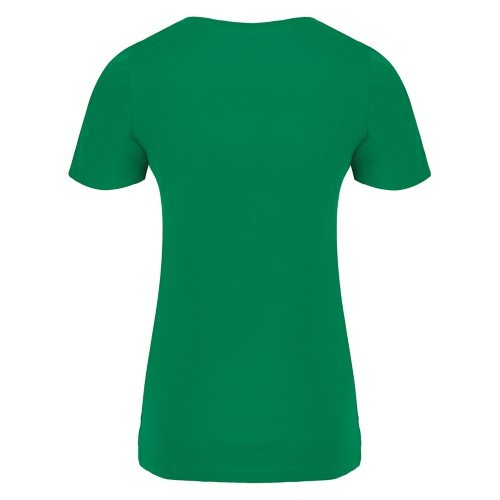 Custom Printed ATC 8000L Ladies' EuroSpun Tee - 9 - Back View | ThatShirt