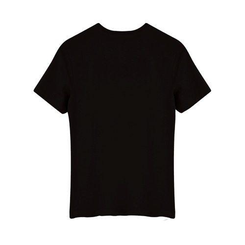 Custom Printed ATC 8000Y Youth EuroSpun Tee - 2 - Back View   ThatShirt