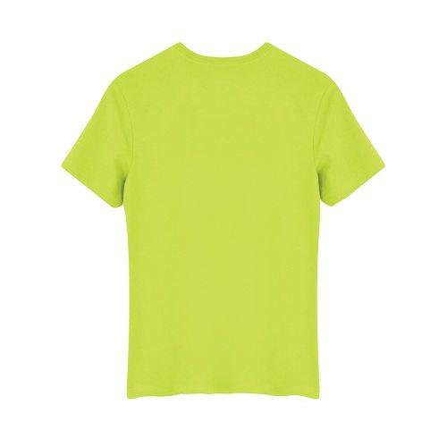 Custom Printed ATC 8000Y Youth EuroSpun Tee - 5 - Back View | ThatShirt