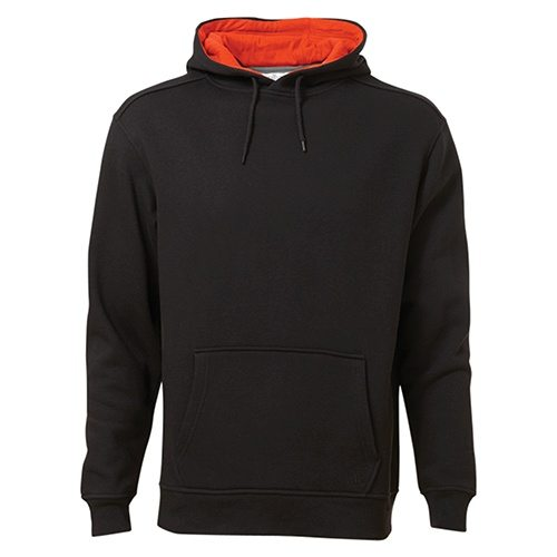 Custom Printed ATC F200 Pro Fleece Hooded Sweatshirt - Front View | ThatShirt