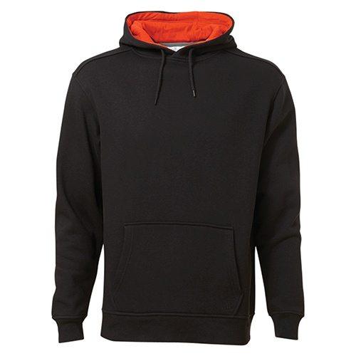 Custom Printed ATC F200 Pro Fleece Hooded Sweatshirt - Front View   ThatShirt