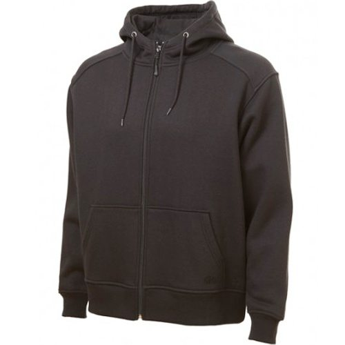 Custom Printed ATC F201 Pro Fleece Full Zip Hooded Sweatshirt - Front View | ThatShirt