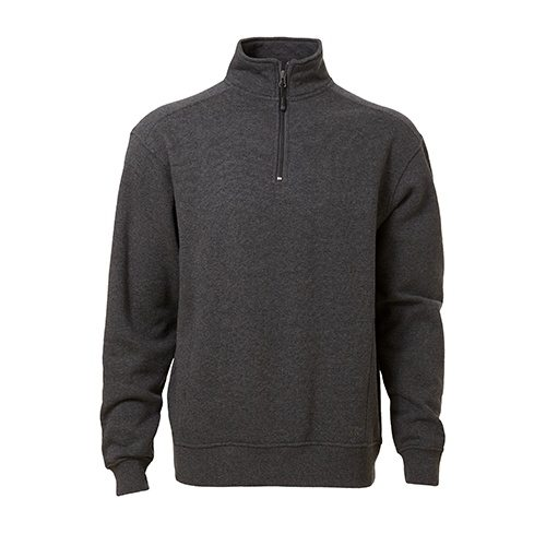 Custom Printed ATC F202 Pro Fleece 1/4 Zip Sweatshirt - Front View | ThatShirt