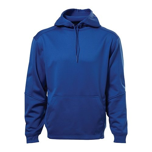 Custom Printed ATC F220 PTech Fleece Hooded Sweatshirt - 0 - Front View | ThatShirt