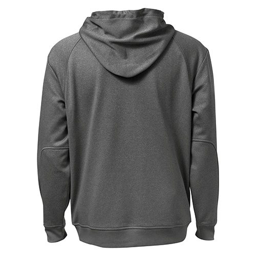 Custom Printed ATC F221 PTech Fleece Hooded Jacket - 2 - Back View | ThatShirt
