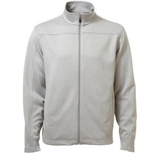 Custom Printed ATC F222 PTech Fleece Track Jacket - Front View | ThatShirt