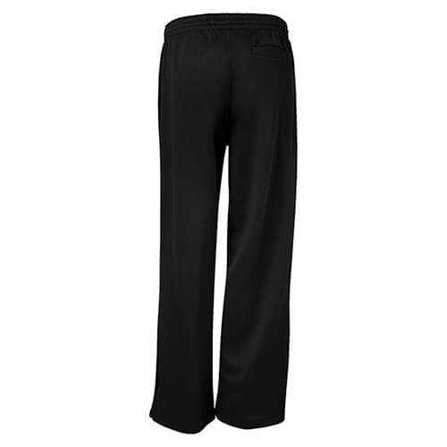 Custom Printed ATC F223 PTech Fleece Pant - Black - Back View   ThatShirt