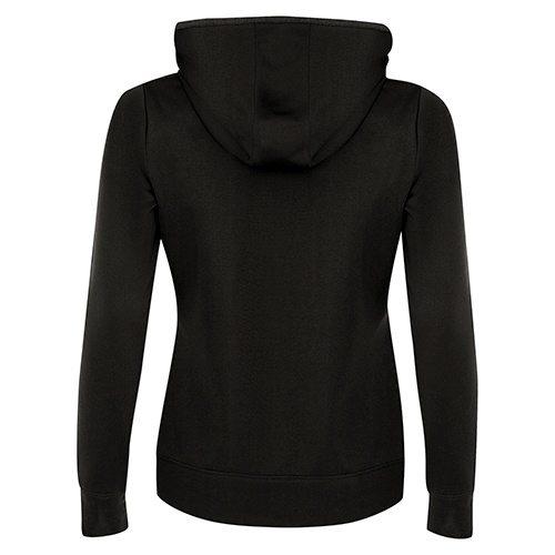 Custom Printed ATC L2005 Ladies' Game Day Fleece Hooded Sweatshirt - 1 - Back View | ThatShirt