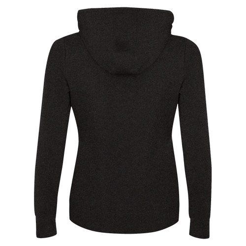 Custom Printed ATC L2005 Ladies' Game Day Fleece Hooded Sweatshirt - 2 - Back View   ThatShirt