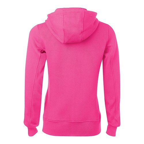 Custom Printed ATC L201 Ladies' Pro Fleece Full Zip Hooded Sweater - 3 - Back View | ThatShirt