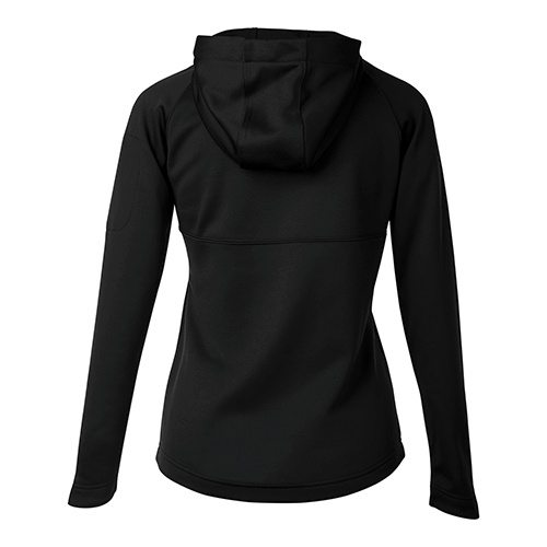 Custom Printed ATC L221 Ladies' PTech Fleece Hooded Jacket - 1 - Back View | ThatShirt