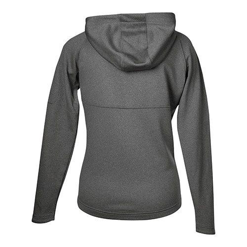 Custom Printed ATC L221 Ladies' PTech Fleece Hooded Jacket - 2 - Back View | ThatShirt