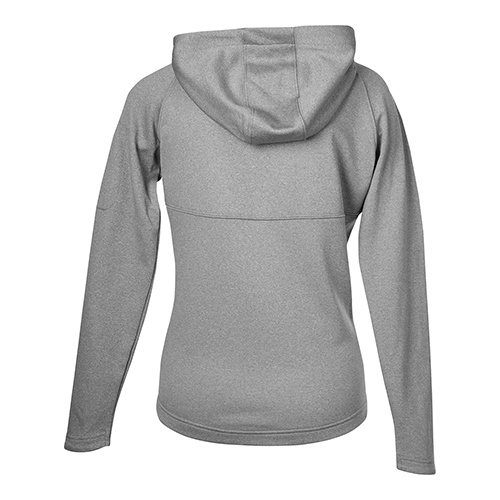 Custom Printed ATC L221 Ladies' PTech Fleece Hooded Jacket - 3 - Back View | ThatShirt