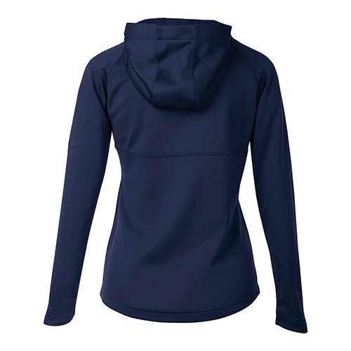 Custom Printed ATC L221 Ladies' PTech Fleece Hooded Jacket - 4 - Back View | ThatShirt