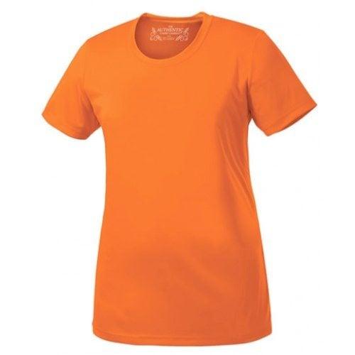 Custom Printed ATC L350 Ladies Pro Team Short Sleeve Tee - Front View | ThatShirt