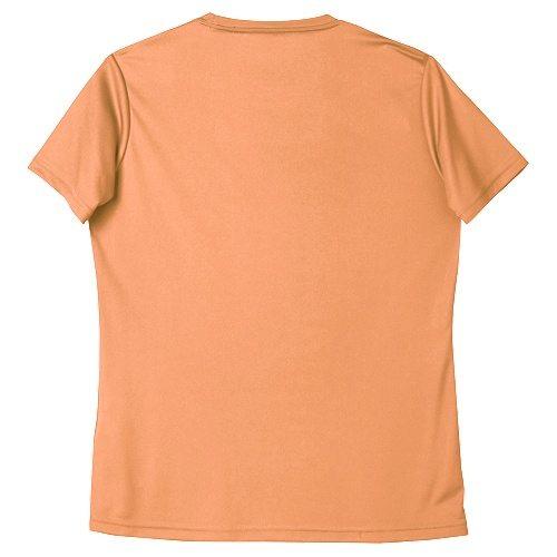 Custom Printed ATC L350 Ladies Pro Team Short Sleeve Tee - 5 - Back View | ThatShirt