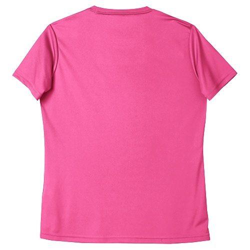 Custom Printed ATC L350 Ladies Pro Team Short Sleeve Tee - 6 - Back View | ThatShirt