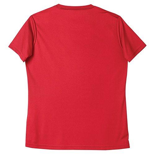 Custom Printed ATC L350 Ladies Pro Team Short Sleeve Tee - 14 - Back View | ThatShirt