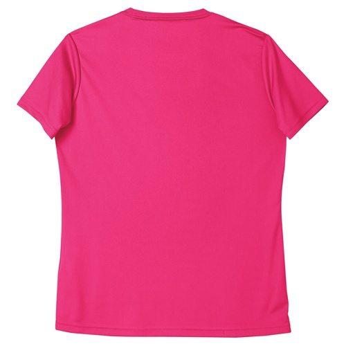 Custom Printed ATC L350 Ladies Pro Team Short Sleeve Tee - 17 - Back View   ThatShirt