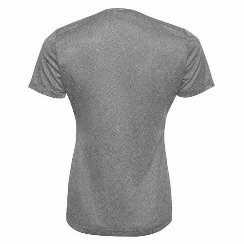 Custom Printed ATC L3517 Ladies' Pro Team ProFormance V-Neck Tee - 2 - Back View   ThatShirt