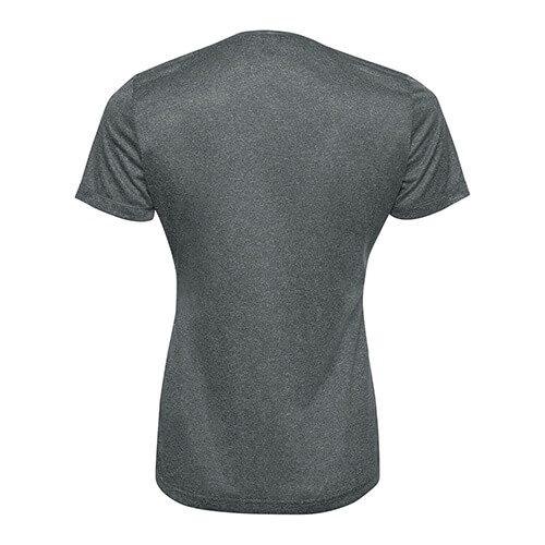 Custom Printed ATC L3517 Ladies' Pro Team ProFormance V-Neck Tee - 6 - Back View   ThatShirt