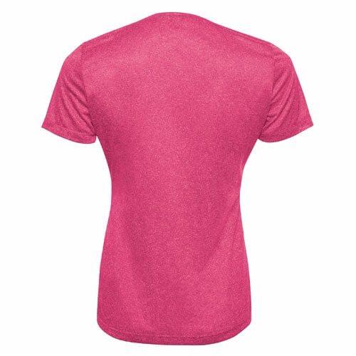 Custom Printed ATC L3517 Ladies' Pro Team ProFormance V-Neck Tee - 7 - Back View | ThatShirt