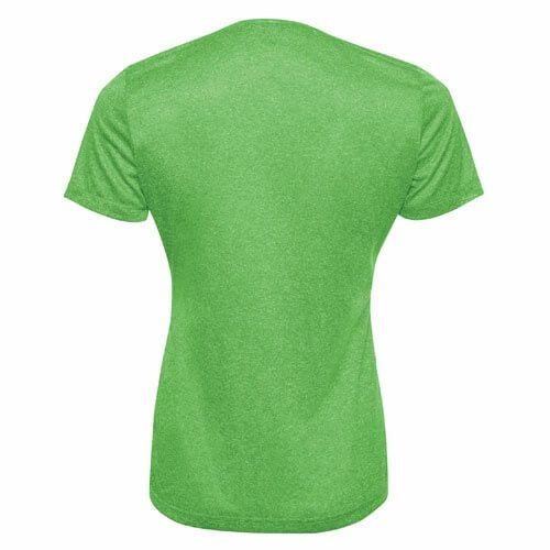 Custom Printed ATC L3517 Ladies' Pro Team ProFormance V-Neck Tee - 8 - Back View | ThatShirt