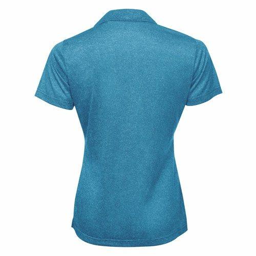 Custom Printed ATC L3518 Ladies' Pro Team Performance Golf Shirt - 1 - Back View   ThatShirt