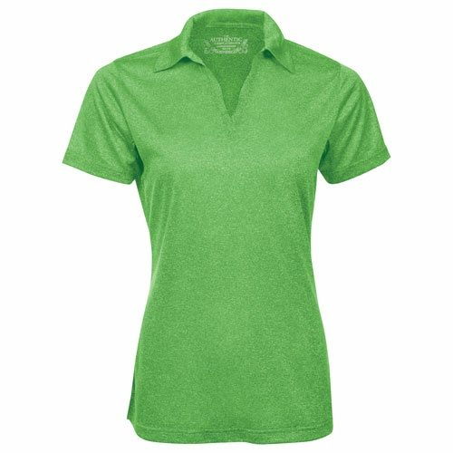 Custom Printed ATC L3518 Ladies' Pro Team Performance Golf Shirt - Front View | ThatShirt
