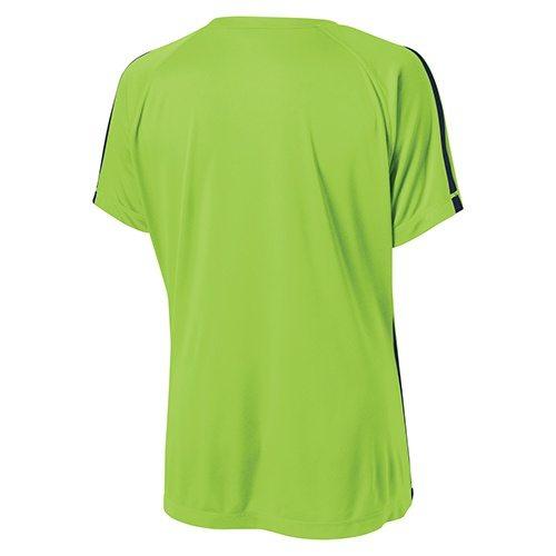 Custom Printed ATC L3519 Ladies' Pro Team Sport Jersey T-shirt - 8 - Back View | ThatShirt