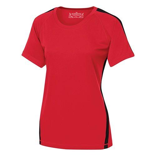 Custom Printed ATC L3519 Ladies' Pro Team Sport Jersey T-shirt - Front View   ThatShirt