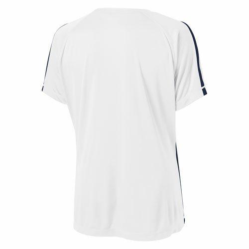 Custom Printed ATC L3519 Ladies' Pro Team Sport Jersey T-shirt - 17 - Back View | ThatShirt