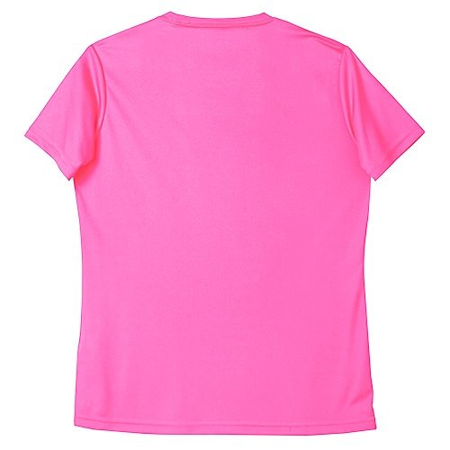 Custom Printed ATC L3520 Ladies' Pro Team Short Sleeve V-Neck Tee - 6 - Back View | ThatShirt