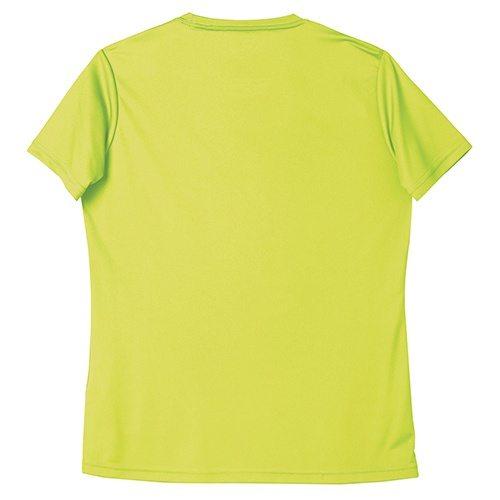Custom Printed ATC L3520 Ladies' Pro Team Short Sleeve V-Neck Tee - 7 - Back View | ThatShirt