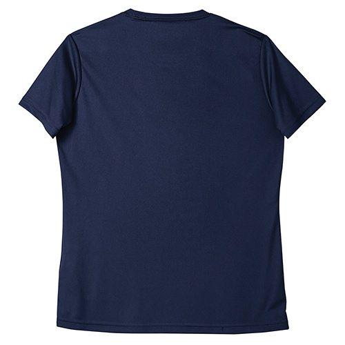 Custom Printed ATC L3520 Ladies' Pro Team Short Sleeve V-Neck Tee - 14 - Back View   ThatShirt