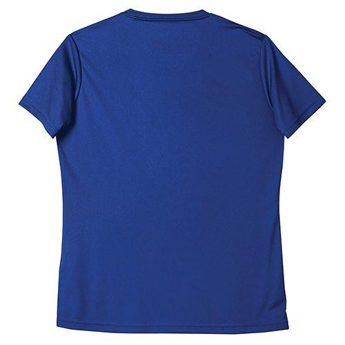 Custom Printed ATC L3520 Ladies' Pro Team Short Sleeve V-Neck Tee - 16 - Back View | ThatShirt
