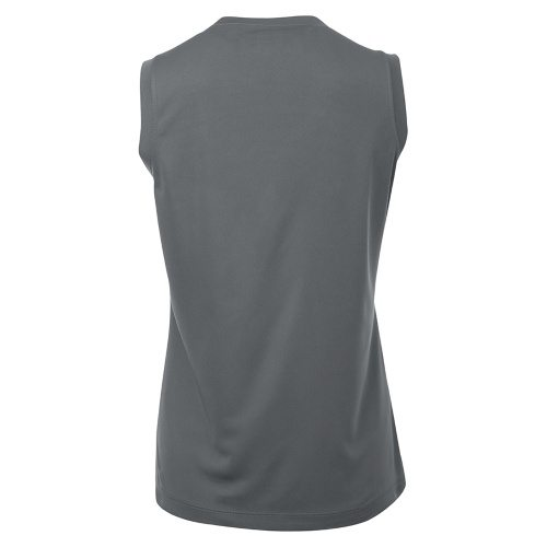 Custom Printed ATC L3527 Ladies' Pro Team Sleeveless Tee - 2 - Back View | ThatShirt